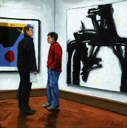 Abstract Conversation