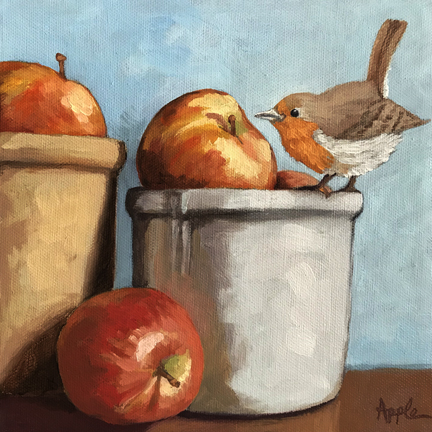 Apple Day - still life
