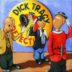 Dick Tracy Salute