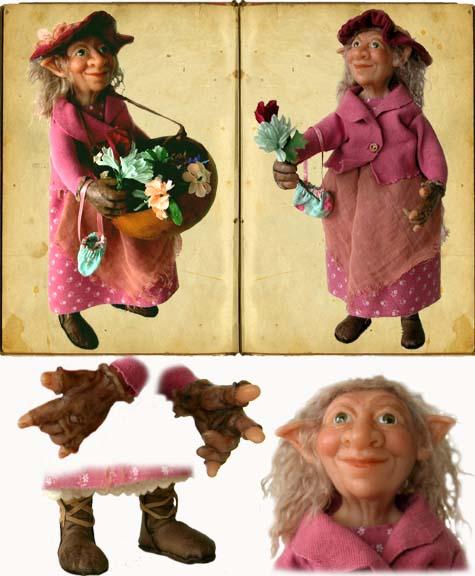 Fiona Mae Figgle - flower peddler