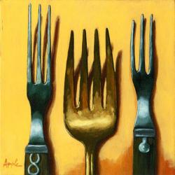 Antique Forks 