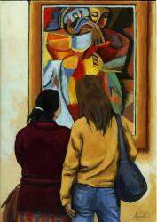 Friends - Picasso Women