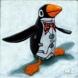 Happy Days - penguin
