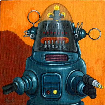 Lost in Space - Robbie Robot