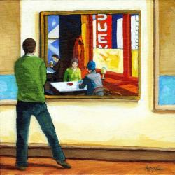 Moments with Edward Hopper
