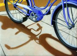 Old Blue -bicycle