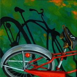 Old Schwinn Bicycle #2