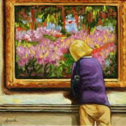 One with Monet