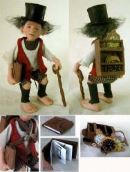 Phineas Bartleby - clock tinker