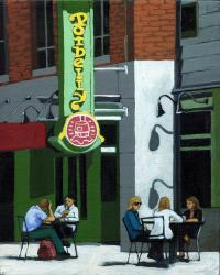 Potbelly&#039;s - Contemporary Figurative 