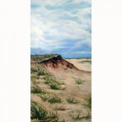 Southern Beach seascape scene