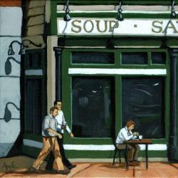 Soup & Sandwich - cafe