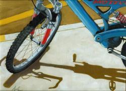 Stellar Blue - bike