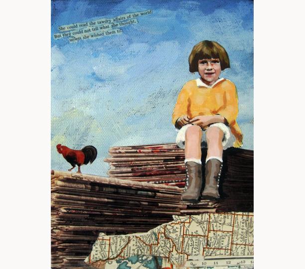 Tawdry Affairs Little girl knowledge vintage fantasy