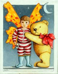 Teddy Bear Fairy
