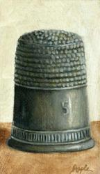Antique Thimble
