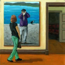 Second Glance - art museum figurative art